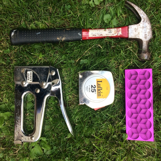 Fence building essentials!
